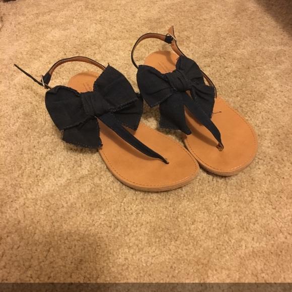 Zara girls sandals